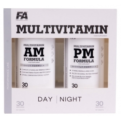 FA MultiVitamin AM + PM FORMULA - 180 kap