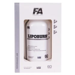 FA Nutrition LipoBurn 120 tabl.