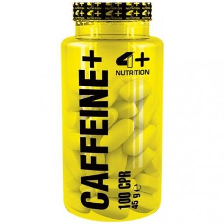 4Sport Nut Caffeine+ 100tabs