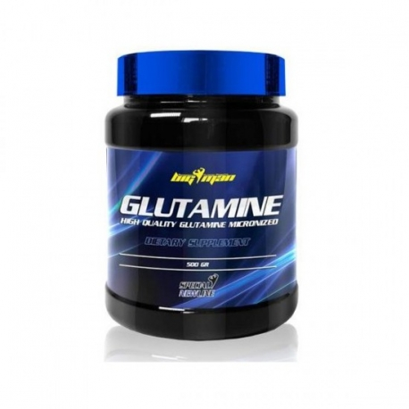 Big Man Glutamine 500g