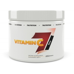 7 Nutrition Vit C 250g