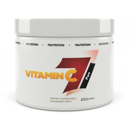 7 Nutrition Vitamin C 250g.