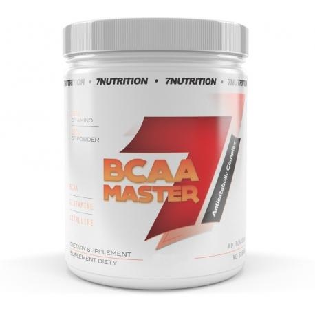 7 Nutrition Bcaa Master 250g.