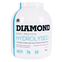 FA Nutrition Diamond Hydrolysed Whey Protein - 2270g