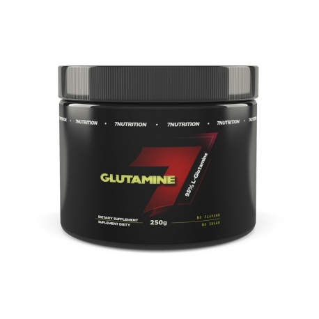 7 NUTRITION Glutamine 250g