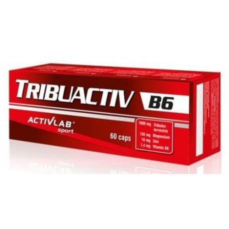 Activlab Tribuactiv B6 60 kaps.