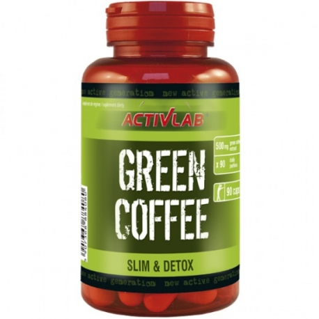 ACTIVLAB GREEN COFFEE 90 kaps