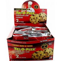 Chef Jays Tri o Plex Prot Cookie 85g