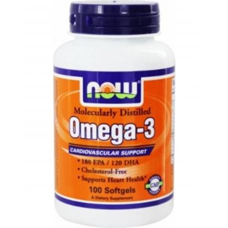 Now Foods Omega 3 100 softgels