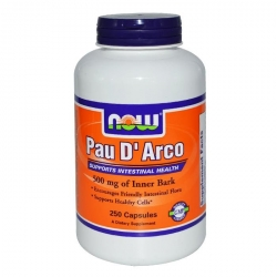 NOW FOODS LA PACHO 500 mg 100 kaps.