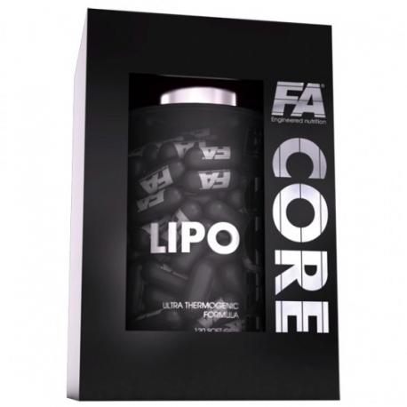 FA Core Lipo 120 kaps.