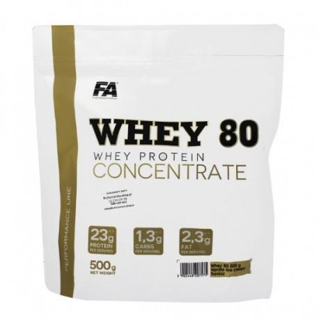 FA Whey 80 - 500g