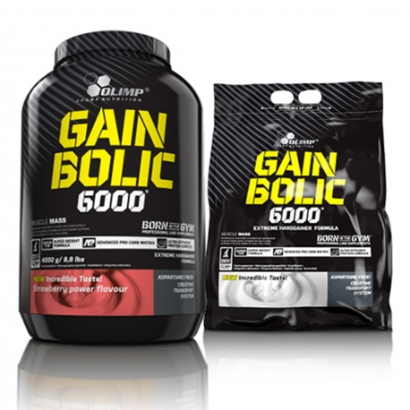 Olimp Gain bolic 4000g + 1000g