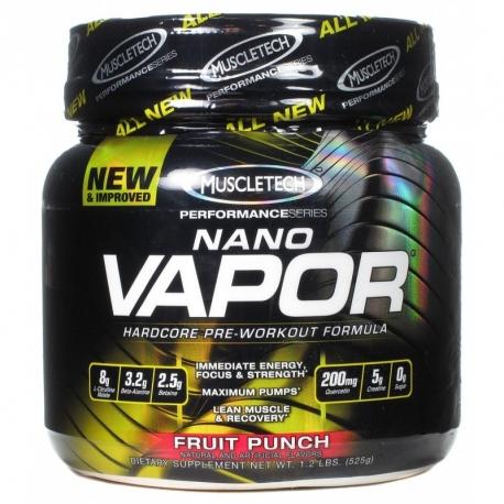 Muscletech Nano Vapor 477g