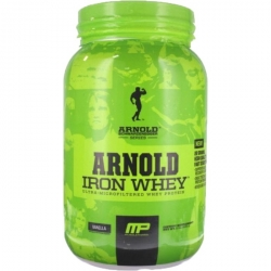 Arnold Series Iron Whey 908g