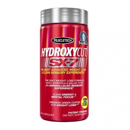 Muscletech Hydroxycut SX-7 140 kaps.