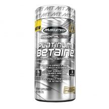 Muscletech Platinum Advanced Strenght Betaine 168 kaps.