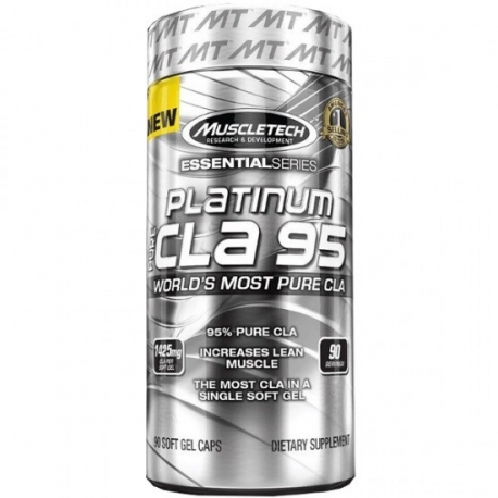 Muscletech Platinum Pure CLA 90 caps