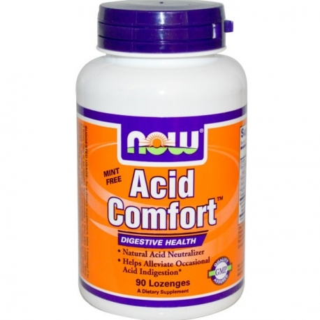 Now Foods Acid Comfort 90 kaps.