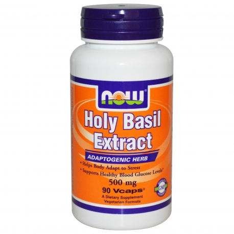 Now Foods Holy Basil Extract 90 kaps.