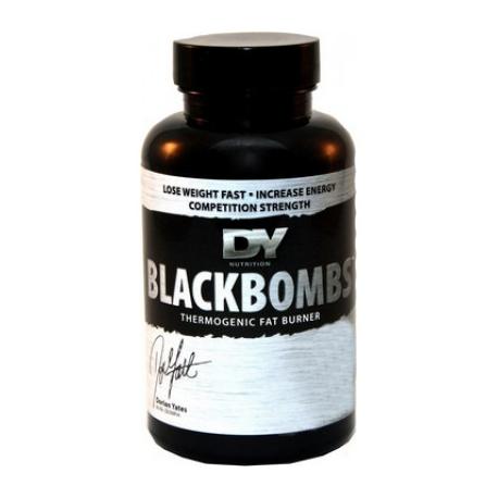 Dorian Yates Black bombs 120 tabs.