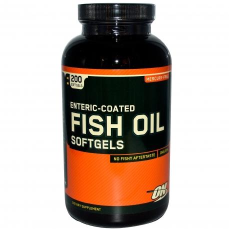 Optimum Fish Oil 200 kaps