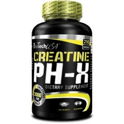 Bio Tech USA Creatine pH-X 210 kaps