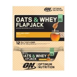 Optimum Oats and Whey Flapjack Bar 70g