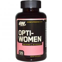 Optimum Opti women 120 kaps.
