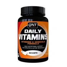 QNT Daily Vitamins 60 kaps.