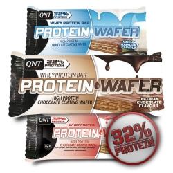 QNT Protein Wafer 35g. BIAŁKOWY WAFEL