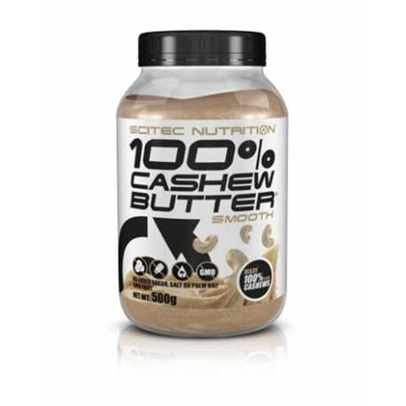 Scitec 100% Chashew Butter 500g