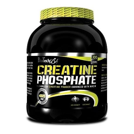 Bio Tech USA Creatine Phosphate 5000 - 300g [Fosforan Kreatyny]