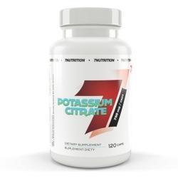 7 Nutrition Potassium 120 kaps.