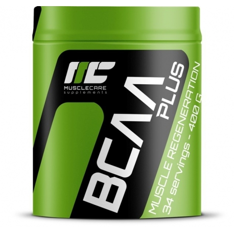 Muscle Care Bcaa Plus 400 g