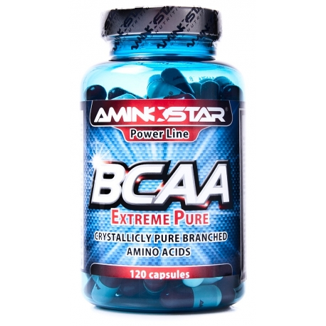 Aminostar BCAA - 120 kaps.