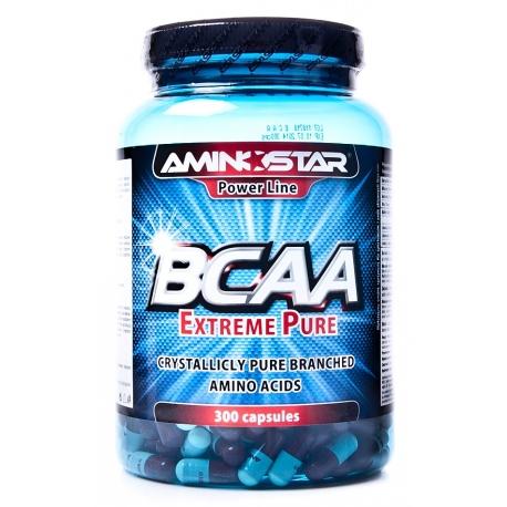 Aminostar BCAA - 420 kaps.