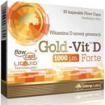 Olimp Gold Vit D Forte 30 kaps