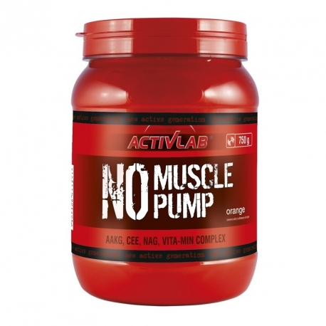 ActivLab NO Muscle Pump - 750 g