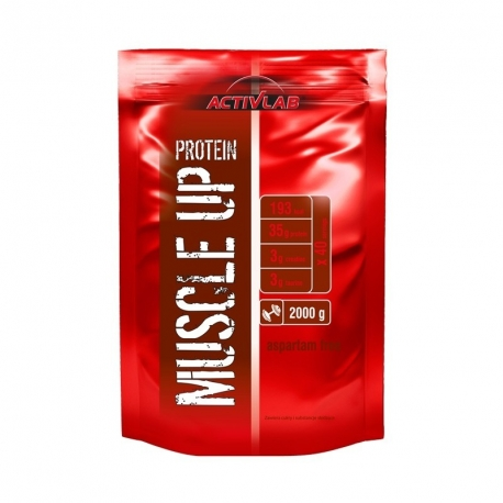 ActivLab Muscle Up Protein - 2000g