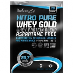 Bio Tech USA Nitro Gold 28g (1 porcja)