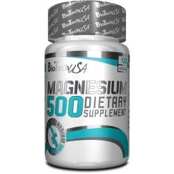 Bio Tech USA Magnesium 500 - 120 kaps