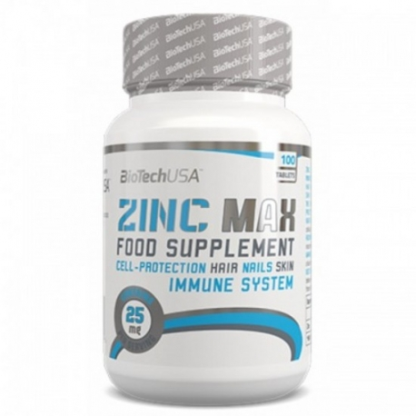 Bio Tech USA Zinc 100 tabl.