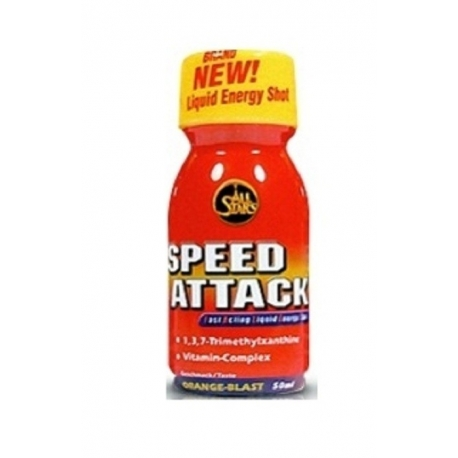 All Stars Speed Attack - 50ml