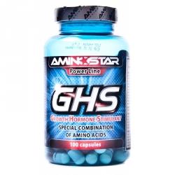 Aminostar Growth Hormone Stymulator (GHS) - 100 kaps.