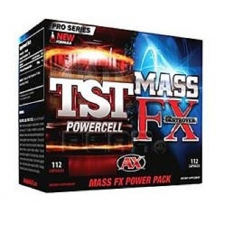 Anabolic Xtreme Hard Fx 112kaps. + TST Powercell 112kaps