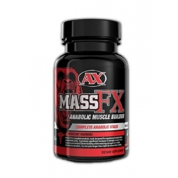 Athletic Xtreme - Mass FX Black 112kap.
