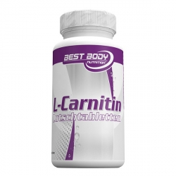 Best Body L-carnitine 60 tab.