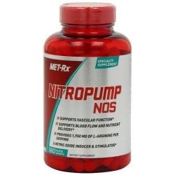 Met-Rx Nitro Pump NOS - 180 tab
