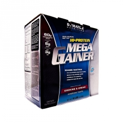 Dymatize High Protein Mega Gainer 10 lbs (4557 g)